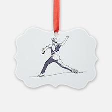 Pitcher Ornament
