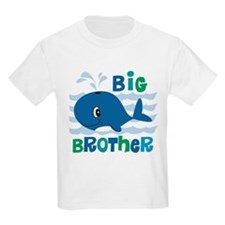 Whale Big Brother T-Shirt