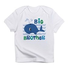 Whale Big Brother Infant T-Shirt