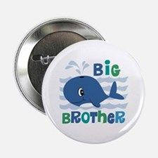 "Whale Big Brother 2.25"" Button"