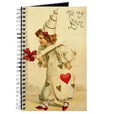 Pierrot Valentine Journal