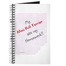 Mini Bull Homework Journal