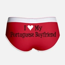 I Love My Portuguese Boyfriend Women's Boy Brief