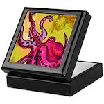 Octopus Keepsake Box
