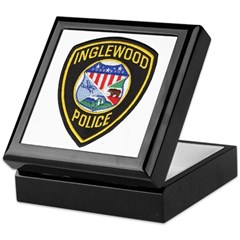Inglewood Police Keepsake Box