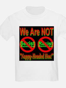 No Sexist/Racist Remarks Midn T-Shirt