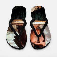 Cesare Borgia Flip Flops