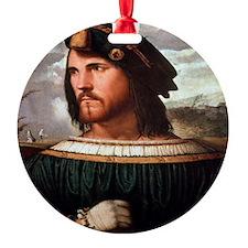 Cesare Borgia Ornament