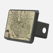 Persia Ancient Map 1747 Hitch Cover