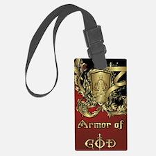 Armor of God Luggage Tag