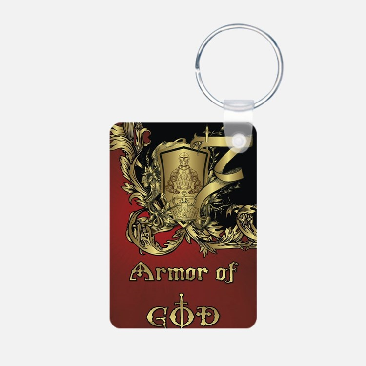 Armor of God Keychains