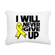 Endometriosis I Will Never Give Up Rectangular Can