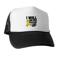 Endometriosis I Will Never Give Up Trucker Hat