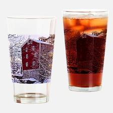 Watermill 1 Drinking Glass