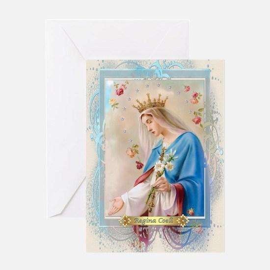 Regina Coeli Greeting Card