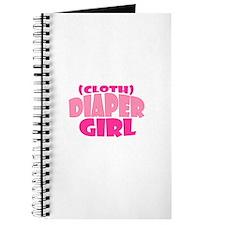 Cloth Diaper Girl Journal