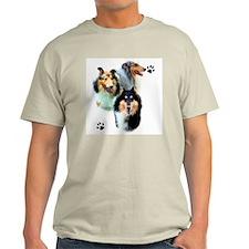 Collie Trio T-Shirt