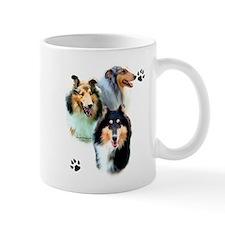 Collie Trio Mug