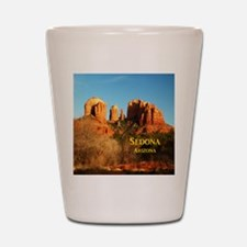 Sedona_11x9_CathedralRocks Shot Glass