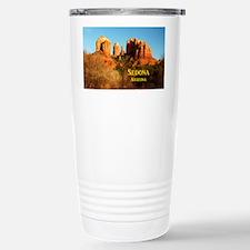 Sedona_11x9_CathedralRo Stainless Steel Travel Mug