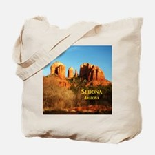 Sedona_11x9_CathedralRocks Tote Bag