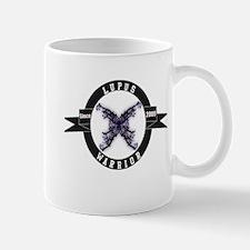 Lupus Warrior Mugs
