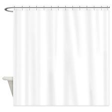 Eat Clen Hard Shower Curtain