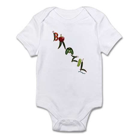 Brazil Chilis Infant Bodysuit