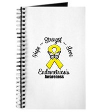 Hope Strength Love Endometriosis Journal