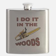 WOODSMAN Flask