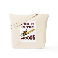 WOODSMAN Tote Bag