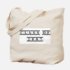 Class of 2007 at the movies Tote Bag