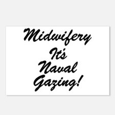 The Naval Gazer's Postcards (Package of 8)