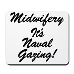 The Naval Gazer's Mousepad