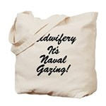 The Naval Gazer's Tote Bag