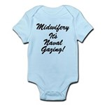 The Naval Gazer's Infant Bodysuit