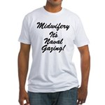 The Naval Gazer's Fitted T-Shirt