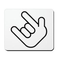 Thizz Hands Mousepad