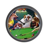 Billiard Basic Clocks