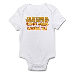 Inner Nappy Headed Ho Infant Bodysuit