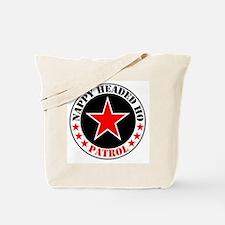 """Nappy Headed Ho Patrol"" Tote Bag"