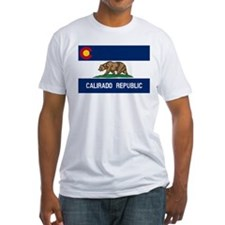 Calirado Republic Flag 1 T-Shirt