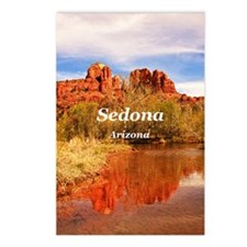 Sedona_2.5x3.5_Ornament(O Postcards (Package of 8)