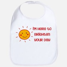 Brighten Your Day Bib
