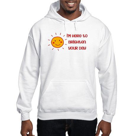 Brighten Your Day Hooded Sweatshirt