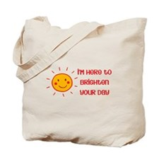 Your Sunshine/Brighten Your Day Combo Tote Bag
