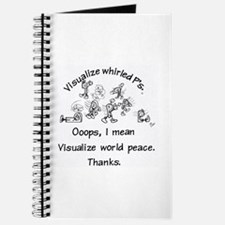 Visualize Whirled P's Journal
