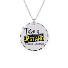 Take a Stand Endometriosis Necklace