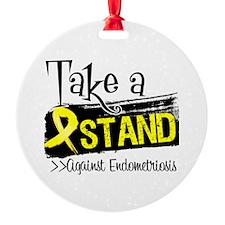 Take a Stand Endometriosis Ornament
