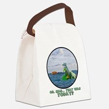 That Was Today Canvas Lunch Bag